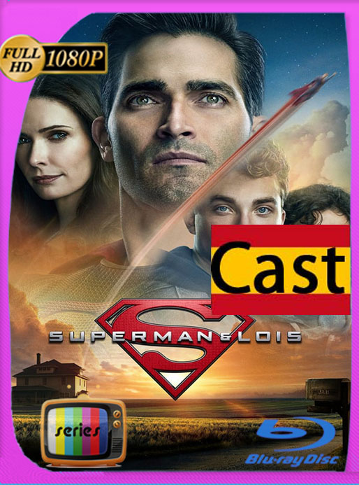 Superman y Lois (2021) Temporada 1 (Cap 4-??) 1080p WEB-DL Castellano [GoogleDrive] [tomyly]
