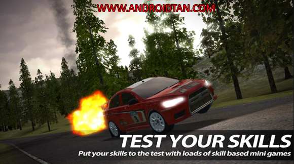 Info Game Rush Rally 2 Mod Apk + Data