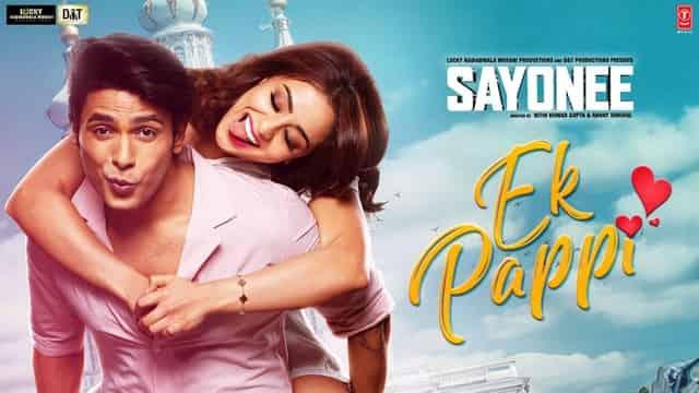 एक पप्पी Ek Pappi Hindi Lyrics - Sayonee | Mika Singh