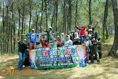 FRIENDSHIP TOUR SMANSA 82 MAKASAR DI GRAFIKA CIKOLE