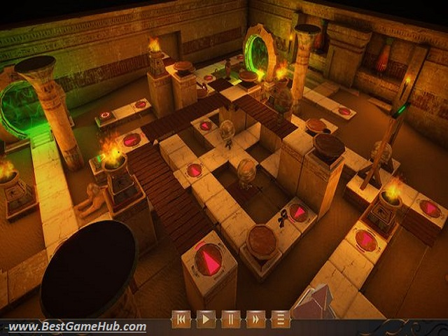 Mummy On The RunTorrent Game Free Download