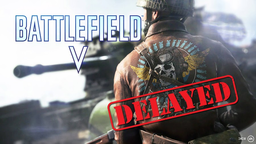 battlefield v delayed november