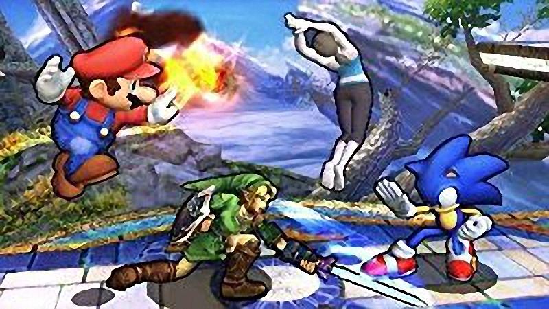 🌈 Download dlc super smash bros 3ds cia | Super Smash Bros