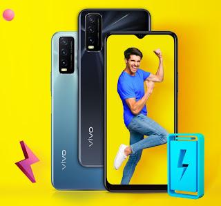 Vivo Y20G price in India