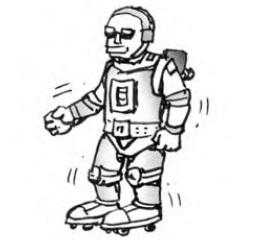 robot digerakkan oleh ....