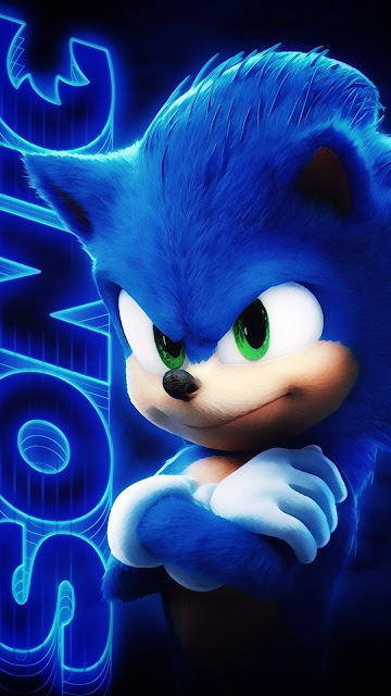 Wallpaper Sonic Para Celular