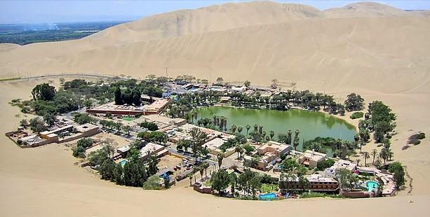 mutlaka görmeniz gereken 10 yer huacachina köyü