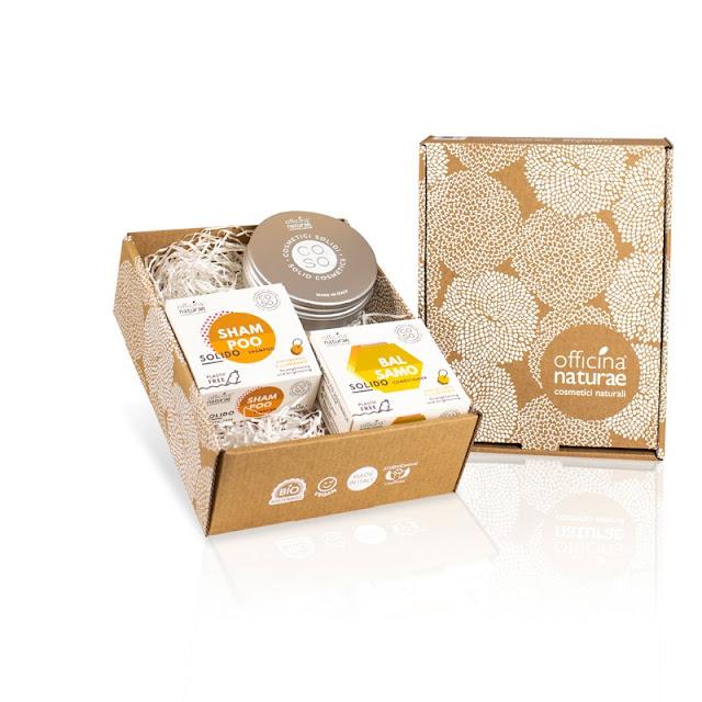Box regalo Natale eco-bio