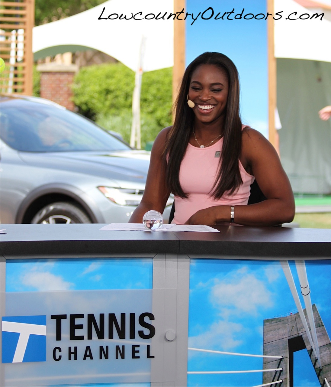 Lowcountry Outdoors 2017 Volvo Car Open Tennis Channel Takeover