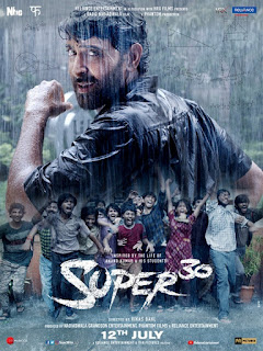 Super 30 First Look Poster 4