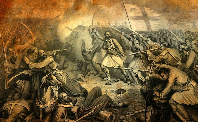 20η Μαΐου 1825: Η μάχη στο Μανιάκι Μεσσηνίας