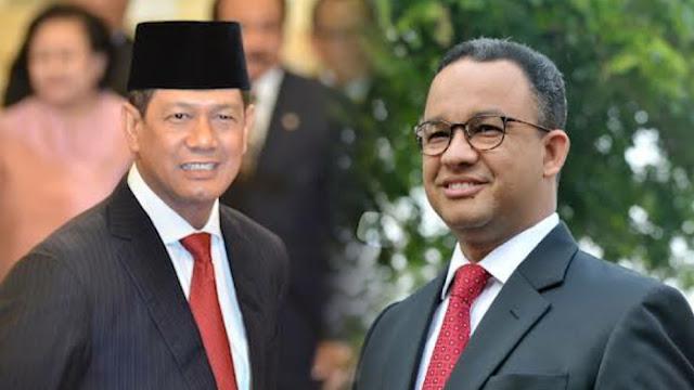 PKS Buka Peluang Duetkan Anies dan Doni Monardo yang Dapat Salam dari HRS