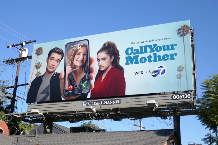 Call Your Mother series premiere billboard