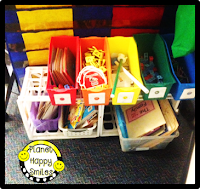 Word Work Station ~ Planet Happy Smiles