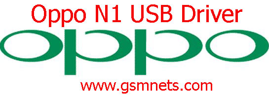 Oppo N1 USB Driver Download