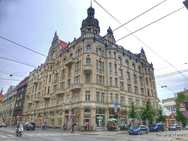 Edificio de calle Brivibas nº68, Riga