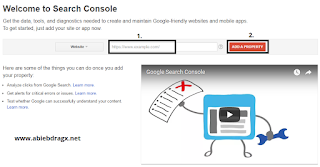Cara Mendaftarkan Blog ke Google Webmaster Tools-abiebdragx.net