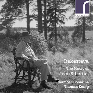Sibelius: Rakastava - Chamber Domaine - Resonus