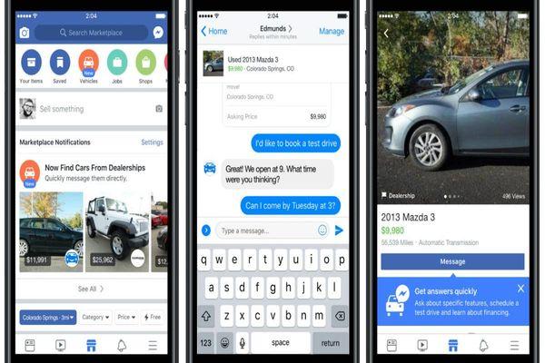 taroudantpress.ma: Un succès sans précédent pour Facebook Marketplace avec plus d'un milliard d'utilisateurs