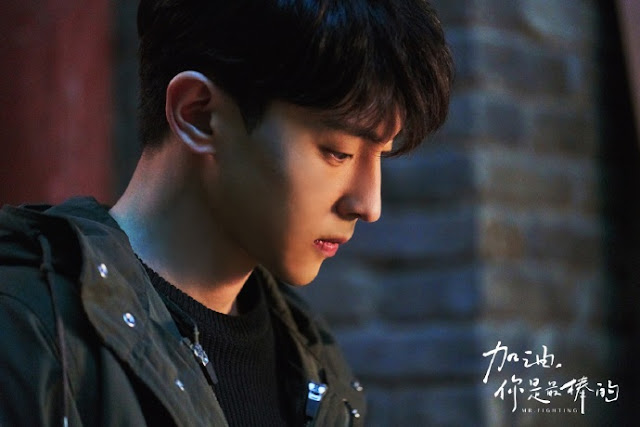 mr. fighting chinese drama deng lun