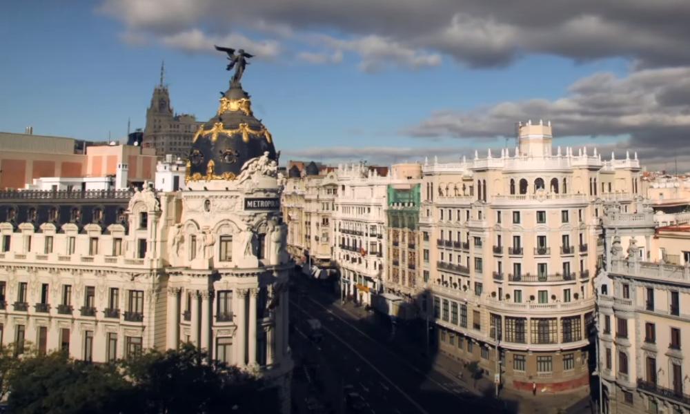 Vuelve a Madrid: el vídeo después del coronavirus