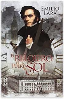 «El relojero de la Puerta del Sol» de Emilio Lara López