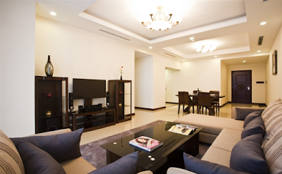 Thiết kế căn hộ sang trọng tiêu chuẩn châu Âu