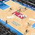 NBA 2K21 Brooklyn Nets Classic Court by Gucci2k