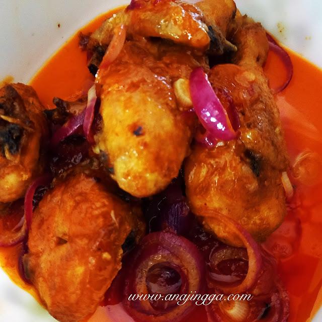 Resepi dan cara masak ayam masak merah