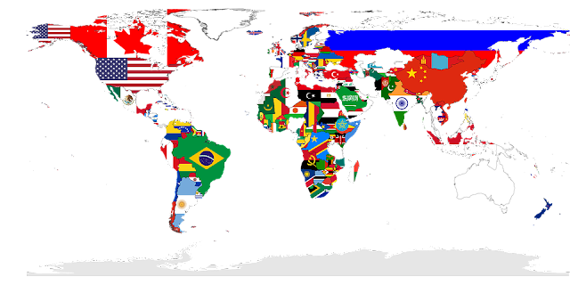 Image: World Map, by Clker-Free-Vector-Images on Pixabay
