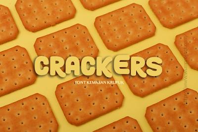 Font-Produk-Kemasan-Krupuk-dan-biskuit