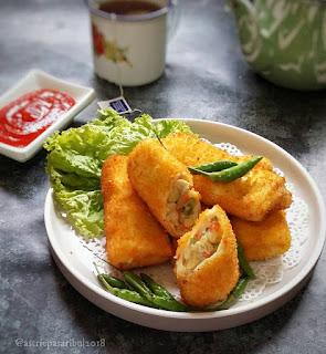 Ide Resep Risoles Ragout Ayam