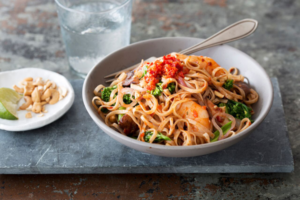 Sambal Noodles