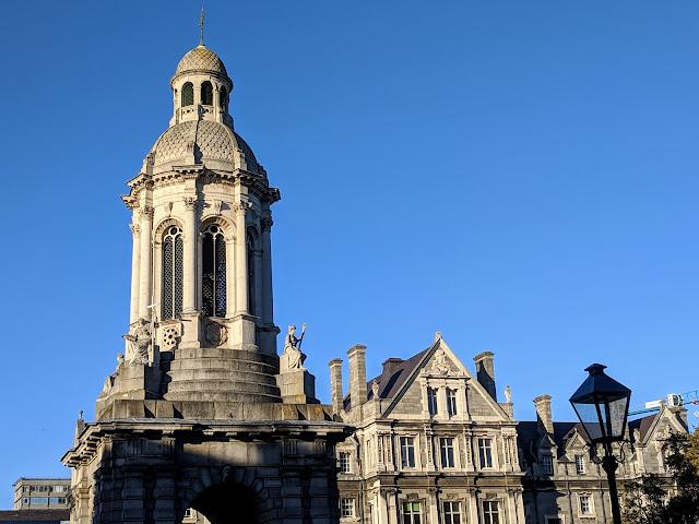 Best Dublin Walks: Trinity College Dublin (TCD)