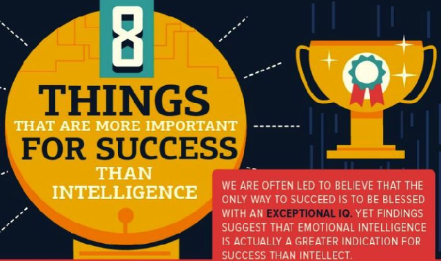 8 essential steps to success #infographic