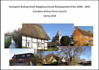 Cover of Hampton Bishop Neighbourhood Plan
