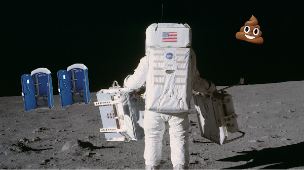 Designing the Lunar Loo: A History of Space Toilets