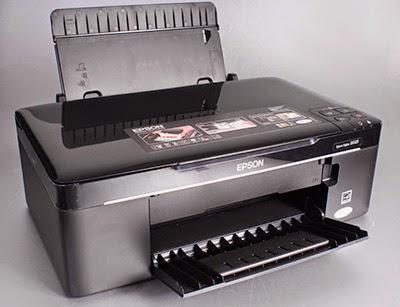 Epson Stylus SX125