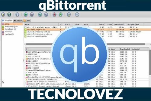 qBittorrent - Client Torrent con motore di ricerca integrato e numerose funzionalità