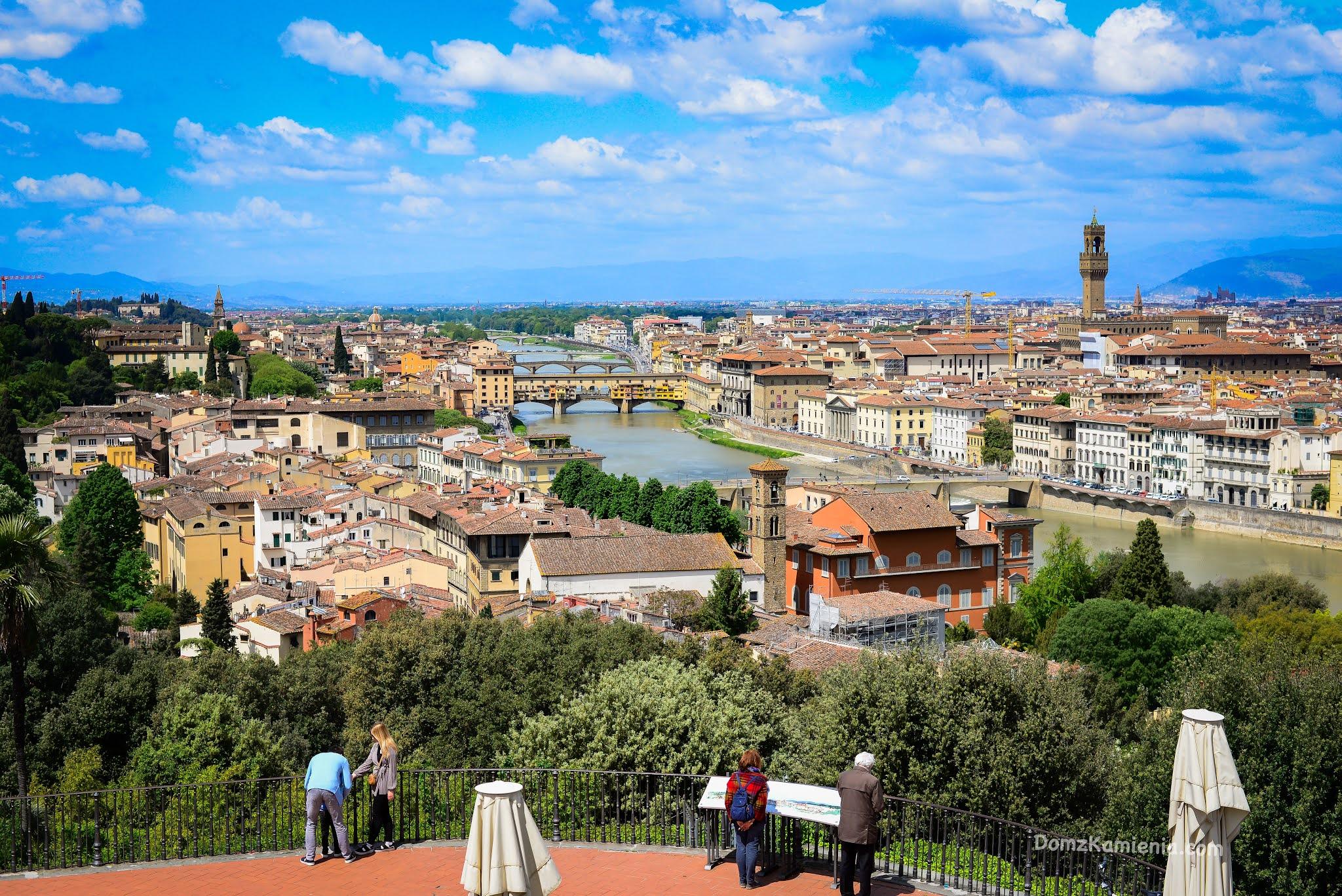 Florencja, Dom z Kamienia blog o życiu w Toskanii