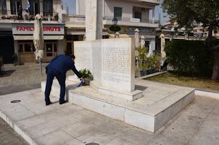 Ο Δήμαρχος Καλαμάτας  για την Επέτειο της 23ης Μαρτίου 1821