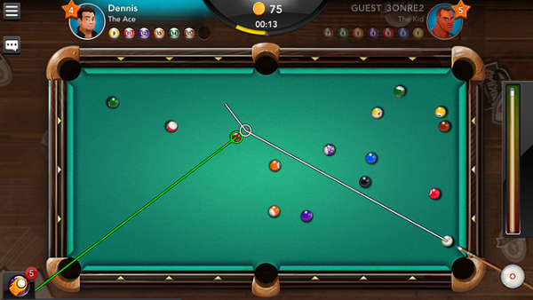Download 8 Ball Pool 3.9.1 Longline Mod Apk Latest Updated Free Game