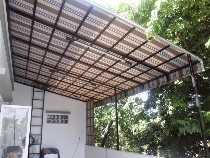 awning tangerang
