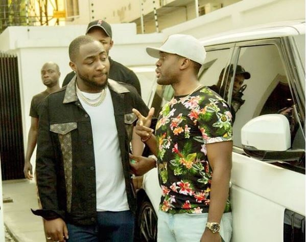 This Throwback Photo Of Davido And Williams Uchemba Will Surely Motivate You