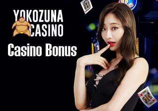 Yokozuna no deposit bonus