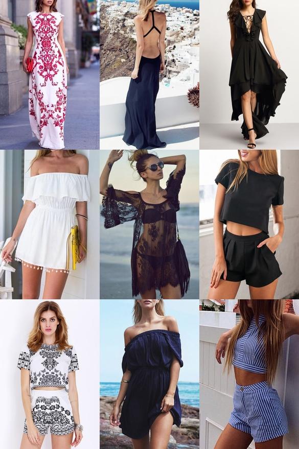 Fashion inspiration: Nine outfits