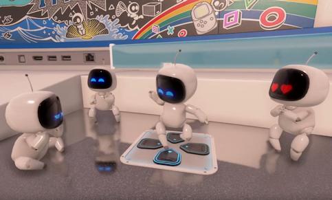 Notre test Astro's PLayground sur PS5