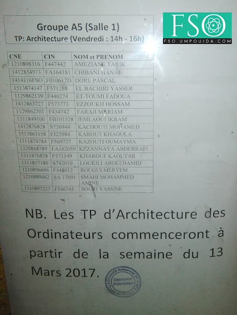SMI S4 : TP Architecture des Ordinateurs