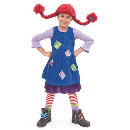 Pippi Costume
