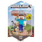 Minecraft Steve? Craft-a-Block Series 1 Figure